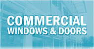 Commercial windows and Doors