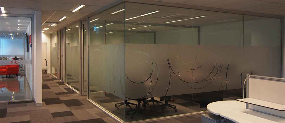 Glass Office Partitions. PrevNext